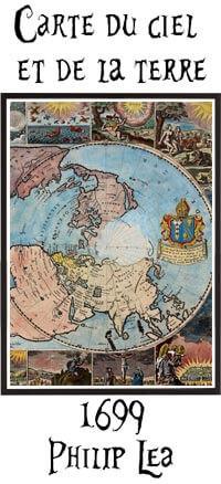 Carte du ciel et de la terre
